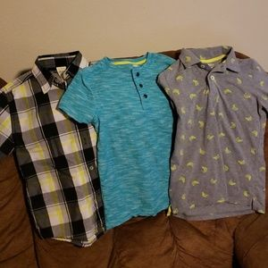 Other - 4/$20 boys shirts